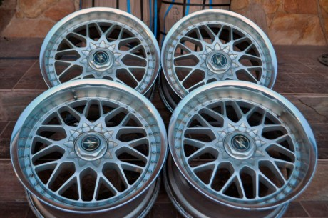 Rays VRX Forged